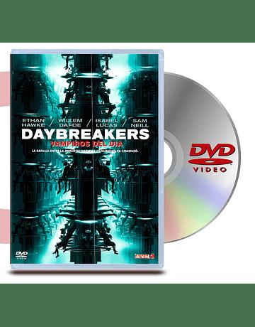 DVD Vampiros Del Dia