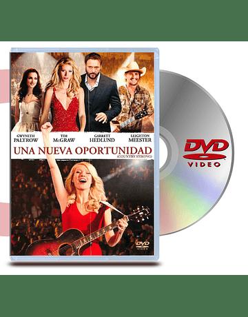 DVD Una Nueva Oportunidad
