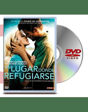DVD Un Lugar Donde Refugiarse
