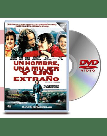 DVD Un Hombre, Una Mujar Y Un Extraño