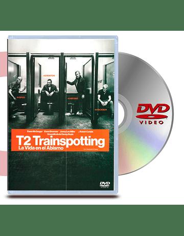 DVD Trainspotting 2 La Vida en el Abismo