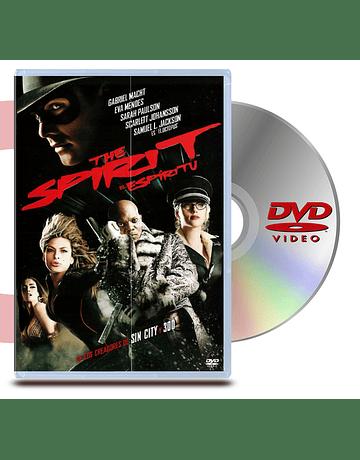 DVD The Spirit: El Espiritu