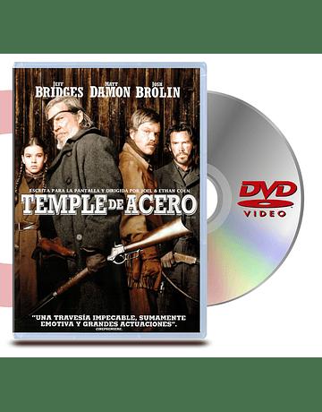 DVD Temple De Acero