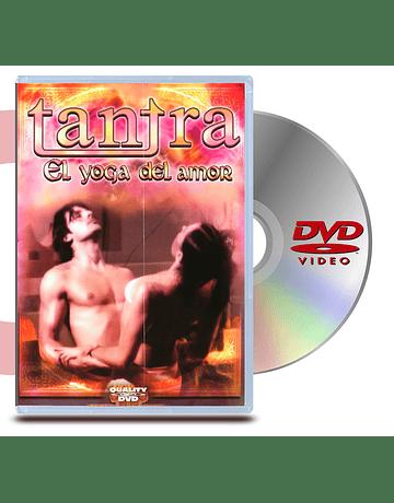 DVD Tantra el Yoga del Amor