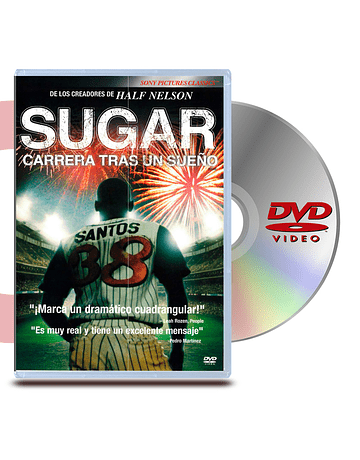 DVD Sugar: Carrera Tras Un Sueño
