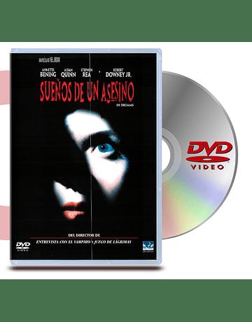 DVD Sueños De Un Asesino