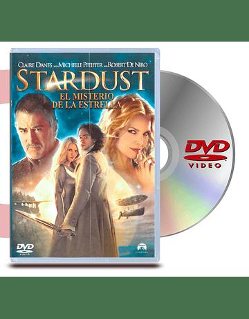 DVD Stardust El Misterio de la Estrella