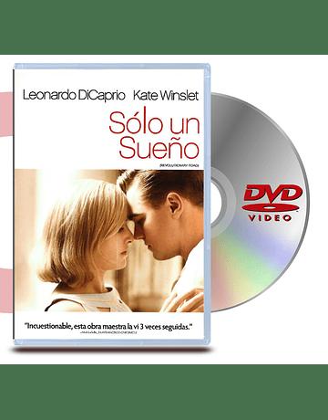 DVD Solo un sueño