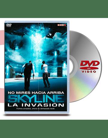 DVD Skyline: La Invasion