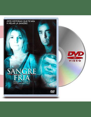 DVD Sangre Fria