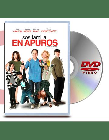 DVD S.O.S Familia en Apuros
