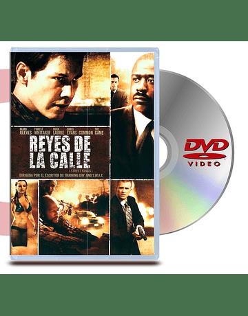 DVD Reyes De La Calle