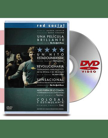 DVD Red Social (2 Discos)