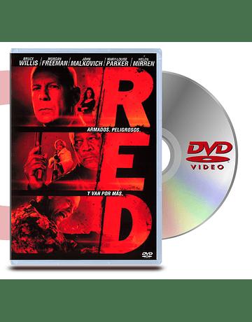 DVD Red