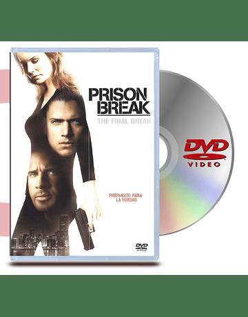 DVD Prision Break - Final Break