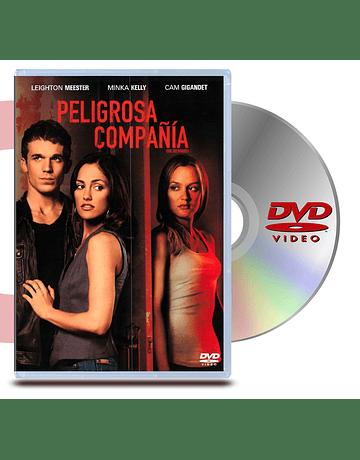 DVD Peligrosa Compañia