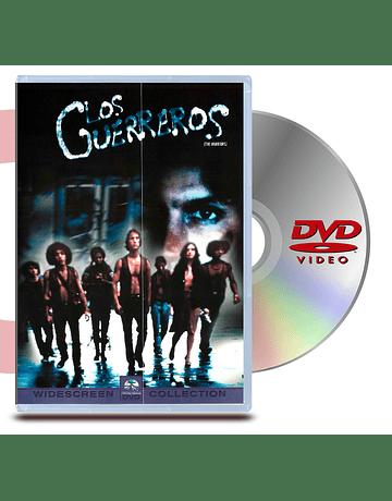 DVD Los Guerreros