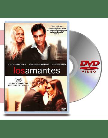 DVD Los Amantes
