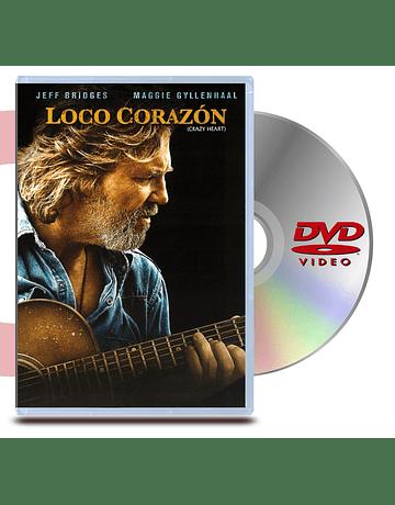 DVD Loco Corazon
