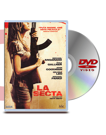 DVD la secta