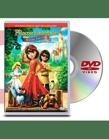 DVD La Princesa Encantada mision