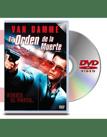 DVD La Orden De La Muerte
