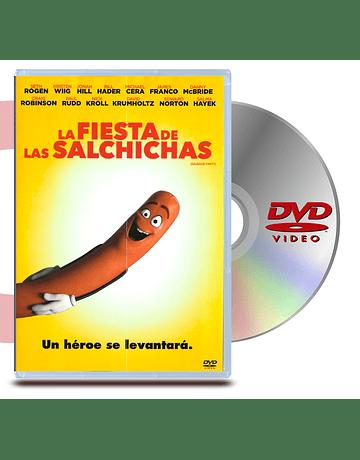 DVD La Fiesta de las Salchichas