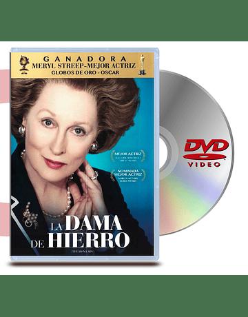 DVD la Dama De Hierro