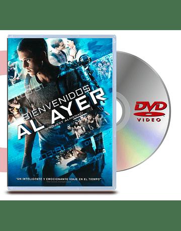 DVD Bienvenidos Al Ayer