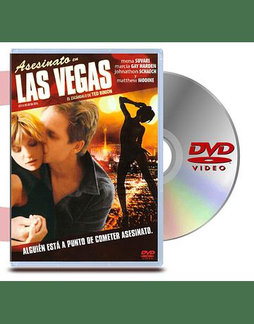 DVD Asesinato En Las Vegas