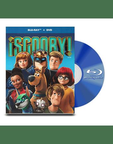 Blu Ray ¡Scooby! BD+DVD