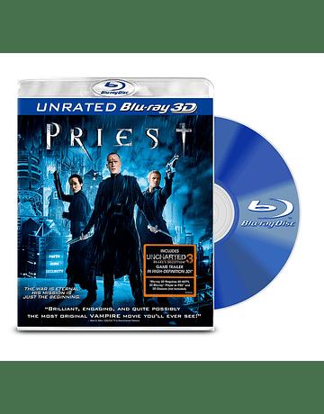 Blu Ray 3D Priest