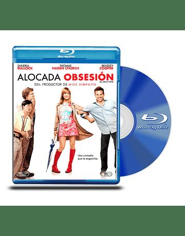 Blu Ray Alocada Obsesión