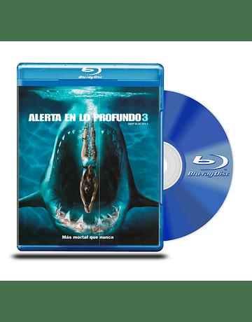 Blu Ray Alerta en lo Profundo 3