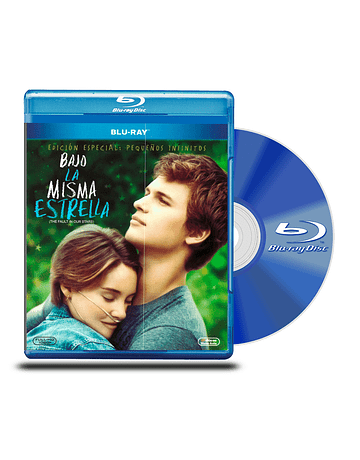 Blu Ray Bajo La Misma Estrella