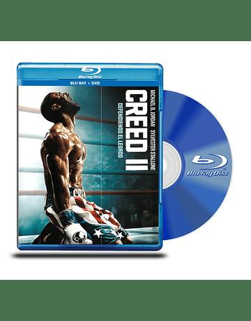 Blu Ray Creed II BD+DVD