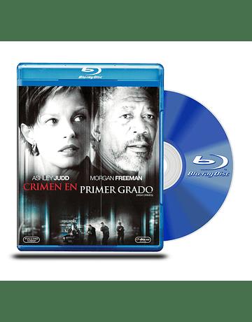 Blu Ray Crimen en Primer Grado