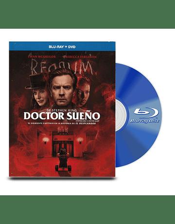 Blu Ray Doctor Sueño BD+DVD