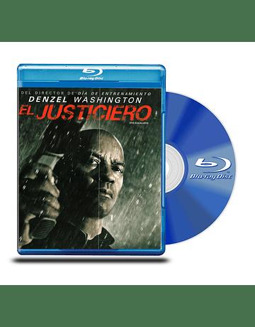 Blu Ray El Justiciero