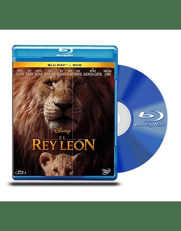 Blu Ray El Rey León BD+DVD
