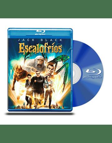 Blu Ray Escalofrios