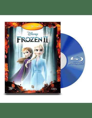 Blu Ray Frozen 2 BD+DVD