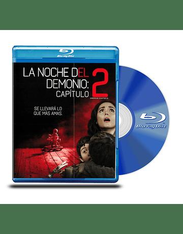 Blu Ray La Noche del Demonio 2