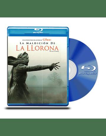 Blu Ray La Maldición de la Llorona
