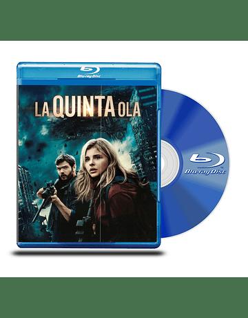 Blu Ray La Quinta Ola