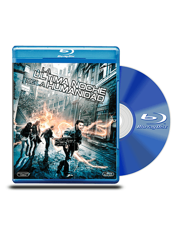 Blu Ray La Ultima Noche de la Humanidad