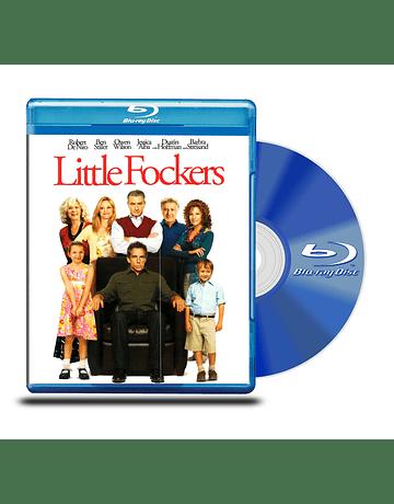 Blu Ray Los Pequeños Fockers