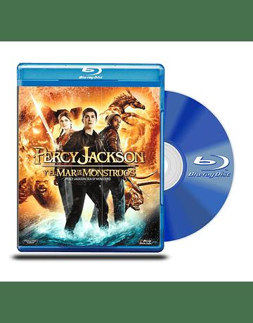 Blu Ray Percy Jackson y El Mar de los Monstruos