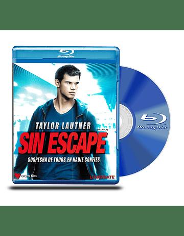 Blu Ray Sin Escape