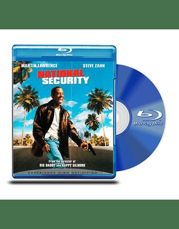 Blu Ray Seguridad Nacional